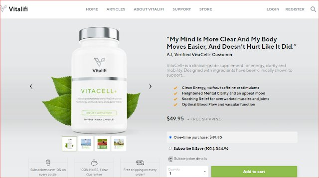 VitaCell+'s Reviews : Don't Buy Until Read this!